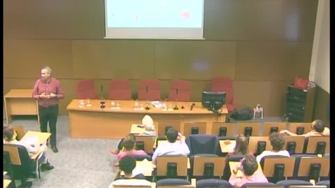 """Miniatura para la entrada Master Class. """"Procesos de Integración y el Estado actual de la Cooperación al Desarrollo en España"""".  12/06/2018"""