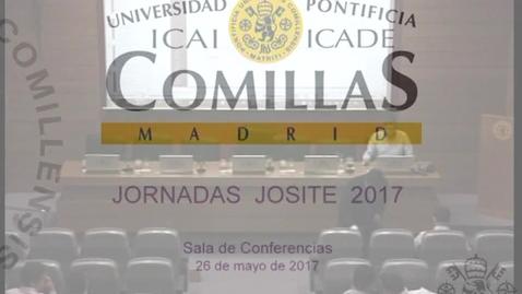 Miniatura para la entrada Jornadas JOSITE 2017:  2ª Sesión