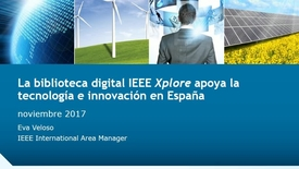 Miniatura para la entrada IEEE Author's Workshop  F. Peña (2017/11/20): Best practices to publish in IEEE journals