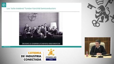 Miniatura para la entrada Cátedra de Industria Conectada. Emprendimiento en la Cuarta Revolución Industrial.  4/03/2021