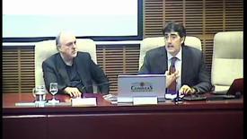 """Miniatura para la entrada Prof. Dr. D. José Manuel Aparicio Malo. """"Los refugiados desde la teología moral."""" XIII Jornadas de Teología """"Los Refugiados"""". 5/10/2016"""