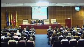 """Miniatura para la entrada Prof. Dr. P. Julio L. Martínez Martínez, SJ. """"Inaguración.""""  XI Jornadas de Teología. El servicio de la reconciliación: una mirada pluridisciplinar.  30/09/2014"""