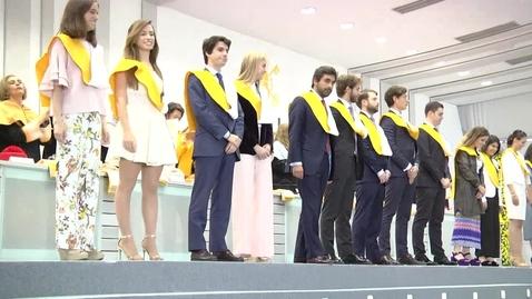 Miniatura para la entrada Acto de Graduación - Másteres Universitarios - Curso 2017-2018