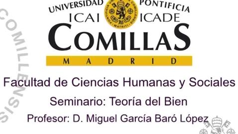 Miniatura para la entrada Seminario Teoría del Bien. 18/02/2017
