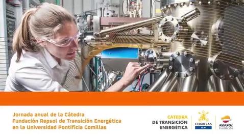 Miniatura para la entrada Jornada Anual de la Cátedra Fundación Repsol de Transición Energética.  7/10/2021
