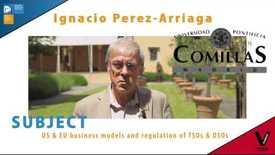 Miniatura para la entrada FPGMP: Introducing the faculty - Ignacio Perez-Arriaga