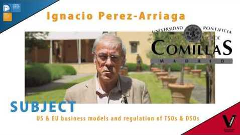 Miniatura para la entrada FPGMP: Introducing the faculty - Ignacio Perez-Arriaga