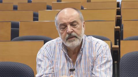 D. Pedro Cabrera.  Asignatura:  La aproximación psicosocial a las migraciones internacionales
