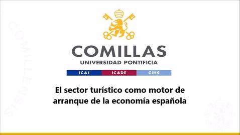 Miniatura para la entrada El sector turístico como motor de arranque de la economía española