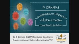 """Miniatura para la entrada IV JORNADAS    """" Las distancias en educación""""   FISICA+ Mente       Parte 2"""