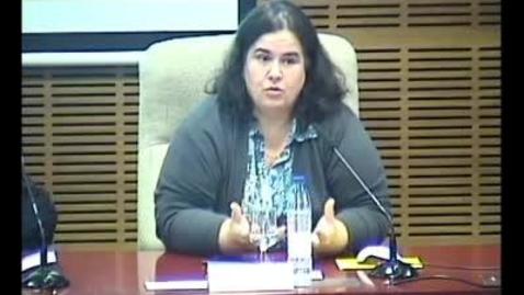 """Miniatura para la entrada Profª. Drª. Virginia Cagigal. """"Herramientas e instrumentos de ayuda para la familia."""" IX Jornadas Teología. 17/03/2012"""