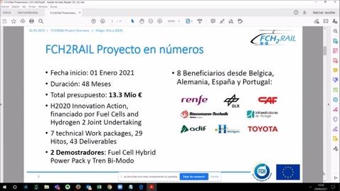 """Miniatura para la entrada Cátedra Rafael Mariño. """"El Hidrógeno Verde y su potencial""""  Mesa 1º.   29/06/2021"""