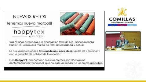 Miniatura para la entrada Aula Abierta para la Empresa Familiar. Tapicerías Gancedo.  7/05/2019