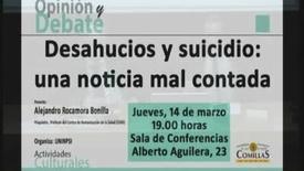 Miniatura para la entrada Desahucios y Sucidio:una noticia mal contada.  14/03/2013