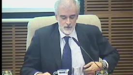 """Miniatura para la entrada Prof. Dr. P. Julio L. Martínez Martínez, SJ. """"Inaguración.""""  X Jornadas de Teología """"Nuevas formas de ateísmo.""""  1/10/2013"""