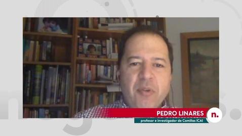 """Miniatura para la entrada """"«Actores principales en el sector de la energía» Entrevista a Pedro Linares. 27/01/2021"""