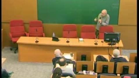 Miniatura para la entrada Seminario Teoría del Bien. Profesor D. Miguel García 2. Curso 2015/2016.