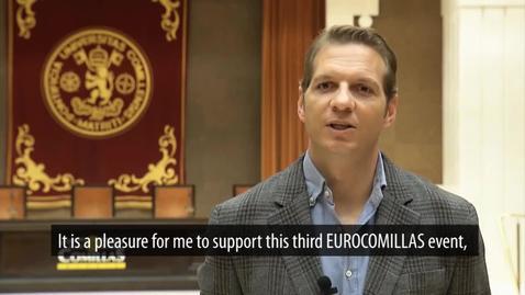 Miniatura para la entrada Eurocomillas 2015 Comenzamos!