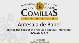 Miniatura para la entrada Antesala de Babel - Ronan Halt