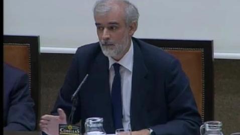 """Miniatura para la entrada Prof. Dr. P. Julio L. Martínez Martínez, SJ. """"Clausura.""""  X Jornadas de Teología """"Nuevas formas de ateísmo"""".  2/10/2013"""
