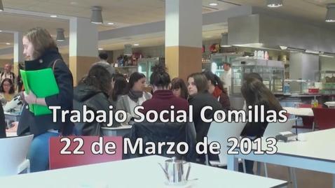 Miniatura para la entrada Flash Mob Trabajo Social