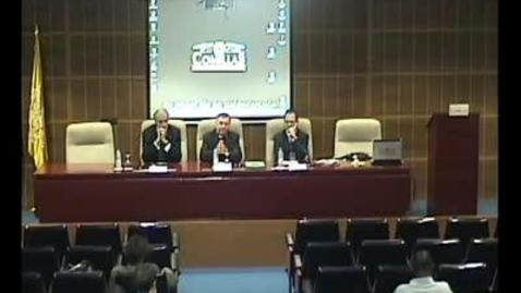 """Miniatura para la entrada Prof. Dr. P. Julio Martínez ,SJ.  """"Clausura"""" IX Jornadas de Teología. 17/10/2012"""