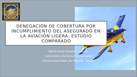 Miniatura para la entrada María Jesús Guerrero Lebron