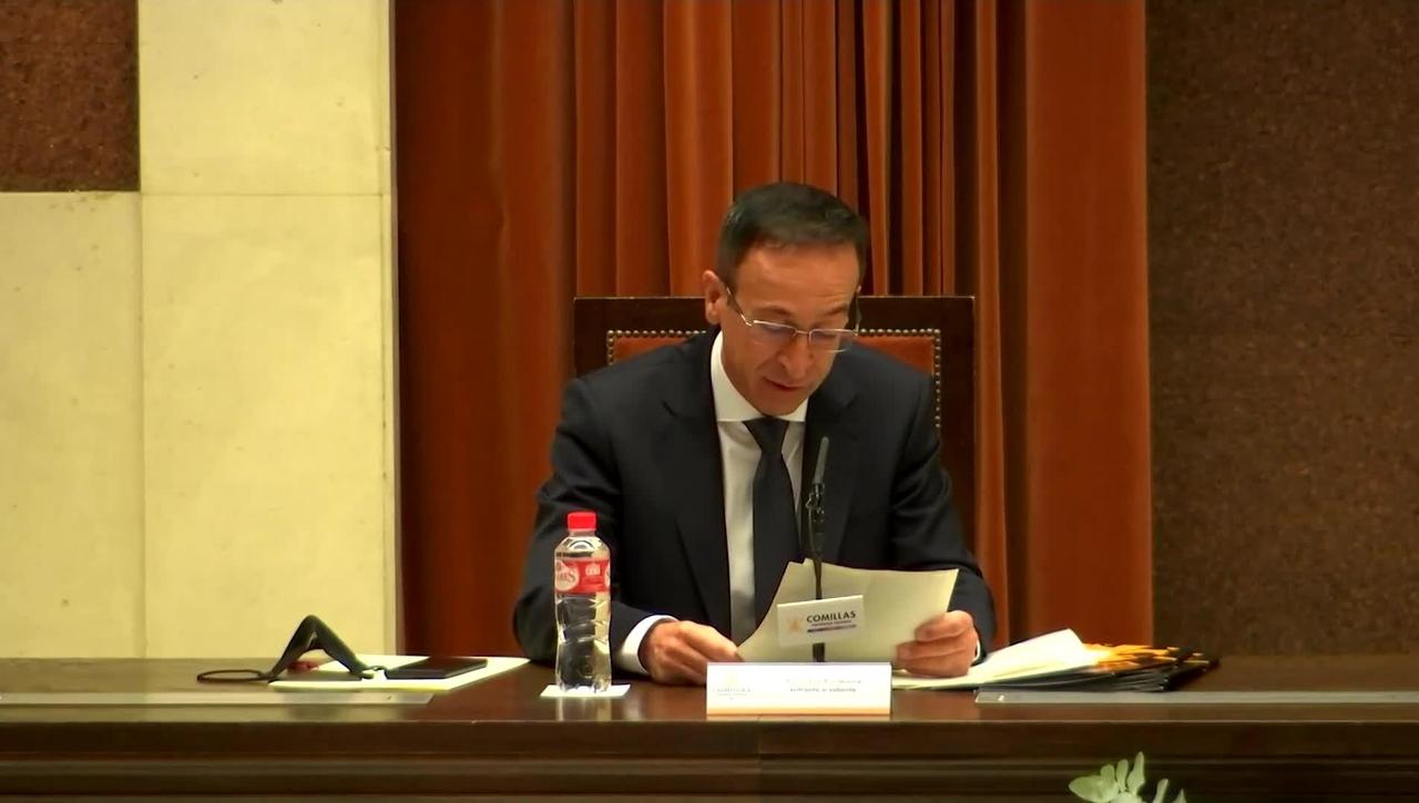 Acto de Toma de Posesión Vicerrectores, Secretario General y Delegado de Identidad y Misión.  28/09/2021