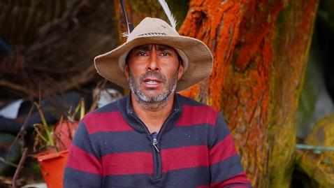 Miniatura para la entrada Marzo, el pescador de Cochayuyo