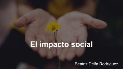 Miniatura para la entrada La Gestión del Impacto Social