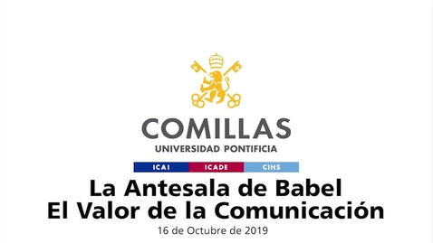 Miniatura para la entrada La Antesala de Babel - El Valor de la Comunicación