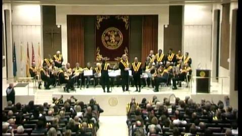 """Acto Conmemorativo del 50º Aniversario de la Tuna de ICAI. """"Homenaje al Maestro Aragón.""""  25/11/2017"""