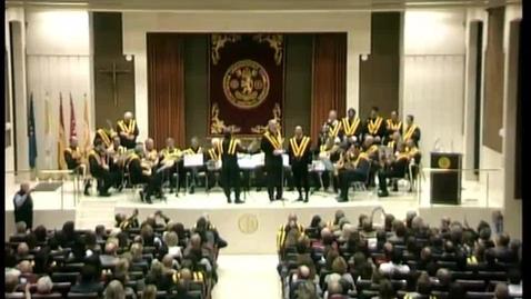 """Miniatura para la entrada Acto Conmemorativo del 50º Aniversario de la Tuna de ICAI. """"Homenaje al Maestro Aragón.""""  25/11/2017"""