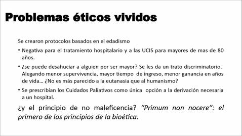 Miniatura para la entrada Jornadas Comillas. Más que Salud. Cátedra de Bioética.  29/06/2021