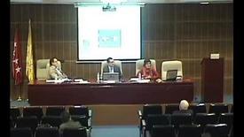 "Miniatura para la entrada Prof. D. Fernando Vidal; Profª. Drª. Ana Berátegui  ""Mesa Redonda"". 16/03/2012"