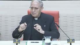 Miniatura para la entrada Encuentro Padre General de los Jesuitas. Cantoblanco