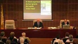 """Miniatura para la entrada D. José García de Castro, SJ.  """"Diario espiritual de san Ignacio de Loyola."""" Aula de Espiritualidad Pedro Fabro.  4/10/2018"""
