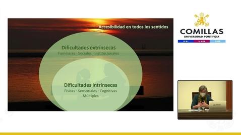 Miniatura para la entrada Mesa 1: Discapacidad y desarrollo integral en entornos naturales.