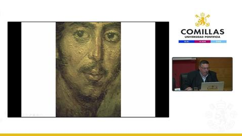 """Miniatura para la entrada D. Francisco José López Sáez. """"El descenso al Hades en la iconografía oriental."""" Aula de Espiritualidad Pedro Fabro.  28/03/2019"""