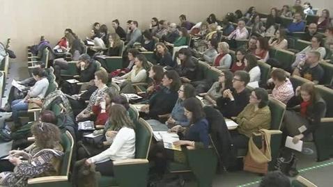 Miniatura para la entrada Jornadas Trabajo Social. Humanización del espacio sociosanitario .  1º Mesa.
