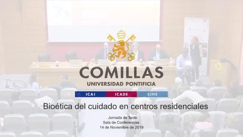 Miniatura para la entrada Bioética del cuidado en centros residenciales II