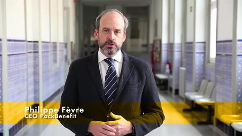 Miniatura para la entrada Philippe Fèvre Obarrio - Candidato DBA de la promoción 2022
