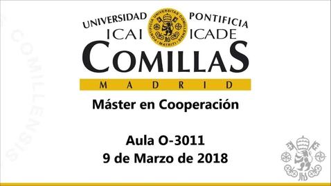 Miniatura para la entrada Máster en Cooperación.  9/03/2018