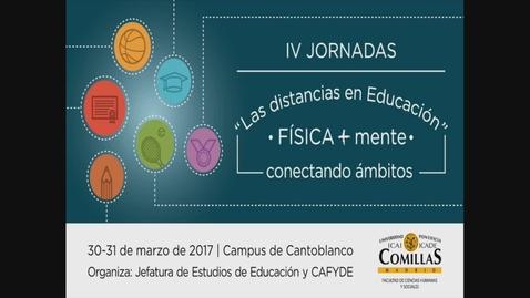 """Miniatura para la entrada IV JORNADAS    """" Las distancias en educación""""   FISICA+ Mente       Parte 1"""