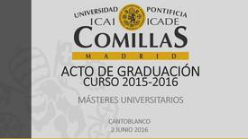 Miniatura para la entrada Másteres Universitarios