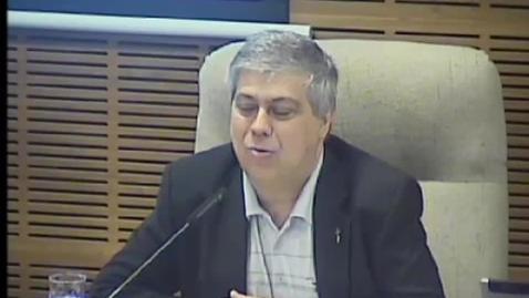 """Miniatura para la entrada Prof. Dr. D. Peio Sánchez; Prof. Dr. D. Michael Paul Gallagher, SJ.  """"Mesa Redonda"""".  X Jornadas de Teología """"Nuevas formas de ateísmo.""""  2/10/2013"""