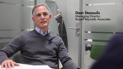 Miniatura para la entrada Dean Stamoulis visits Comillas Pontifical University