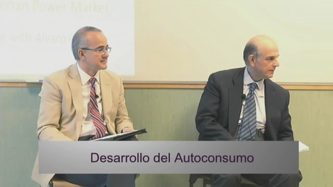 Miniatura para la entrada Energy Chats. Entrevista con Alvaro Quiralte. Desarrollo del Autoconsumo.  26/04/2016