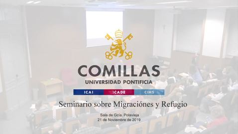 Miniatura para la entrada Seminario Migraciones y Refugio 21-11-2019