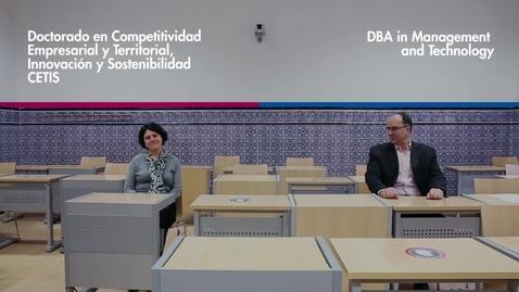 Miniatura para la entrada El programa DBA vs. el programa de doctorado CETIS